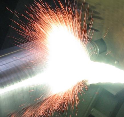 Газо-динамическое напыление металлов