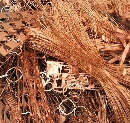 Очистка цветных металлов