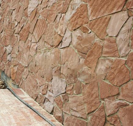 Пескоструйная обработка камня