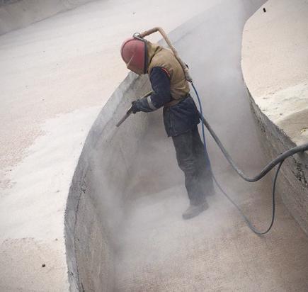 Способы пескоструйной очистки