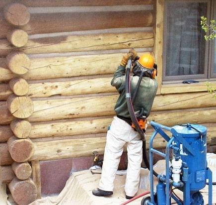 Реставрация деревянных поверхностей
