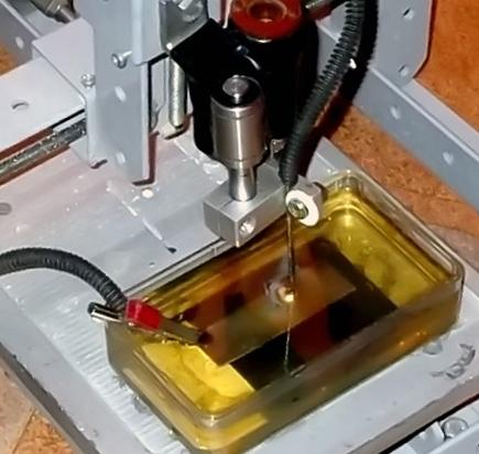 Электрохимическая очистка металла