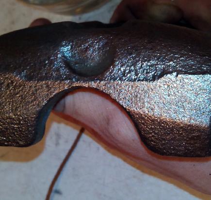 Элетрохимическая очистка металла